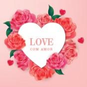 Dia dos Namorados Amor e Romance
