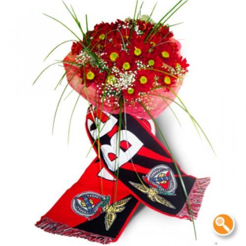 Bouquet Benfica