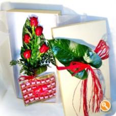 Love Box of Roses