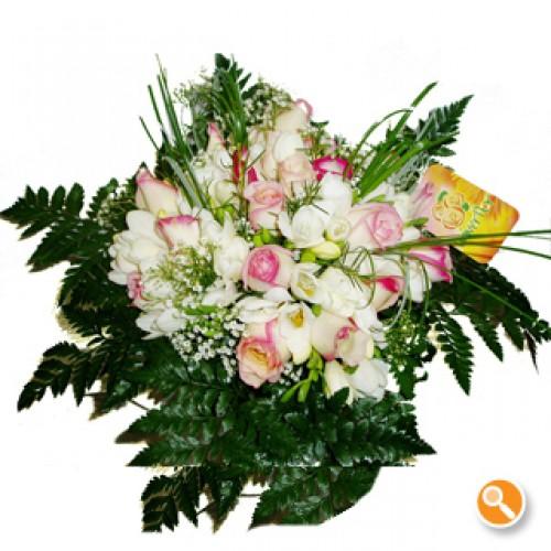 Bouquet Emoção de Rosas