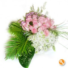 Bouquet Lady Pink