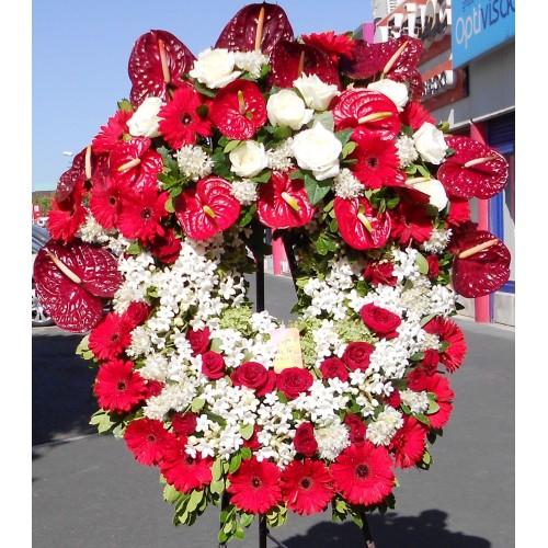 Coroa Fúnebre Sentimento