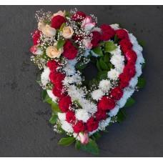 Coroa Coração Amor Eterno