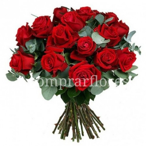 Bouquet de Rosas Red Naomi